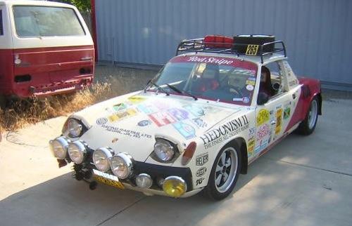 1970Porsche914