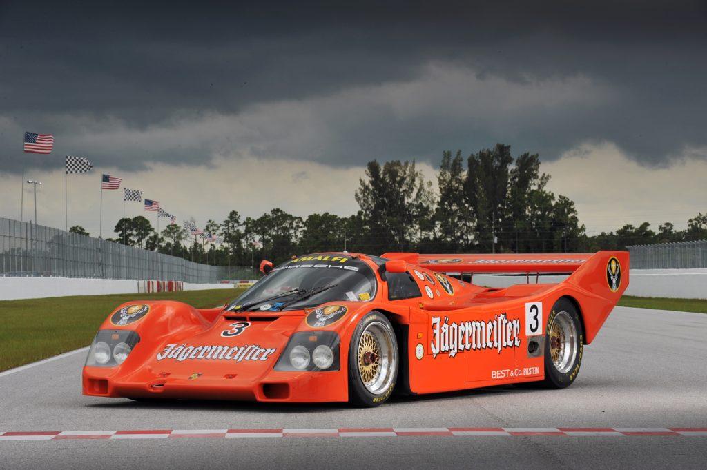 1988 Porsche 962-138 Jagermeister