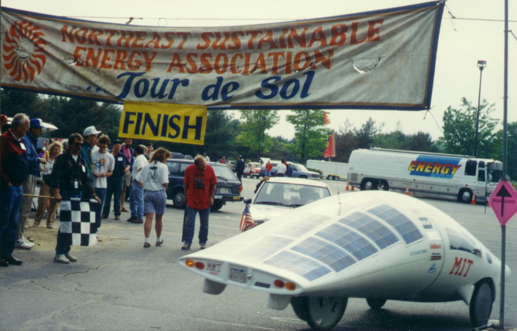 MIT Aztec Solar Car