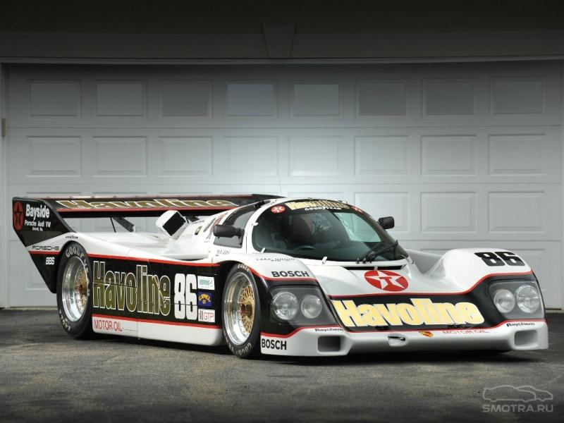 1987 Porsche 962-121 Havoline