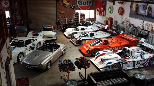 Dempsey Motorsports Garage